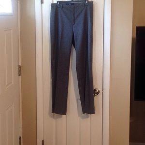 Gap classic fit wool blend stretch trouser Sz: 12